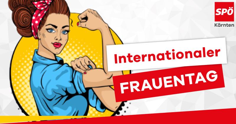 Internationaler Frauentag - Zusammenhalt für Frauenrechte